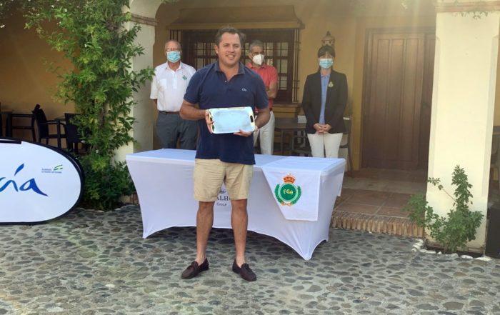 Fernando Moreno ganador matchplay malaga